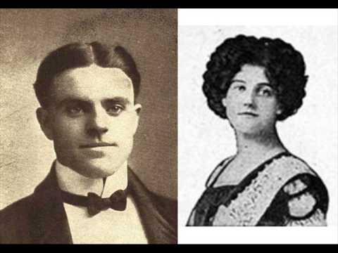 Billy Murray & Elida Morris - Angel Eyes 1910 Vaudeville Songs