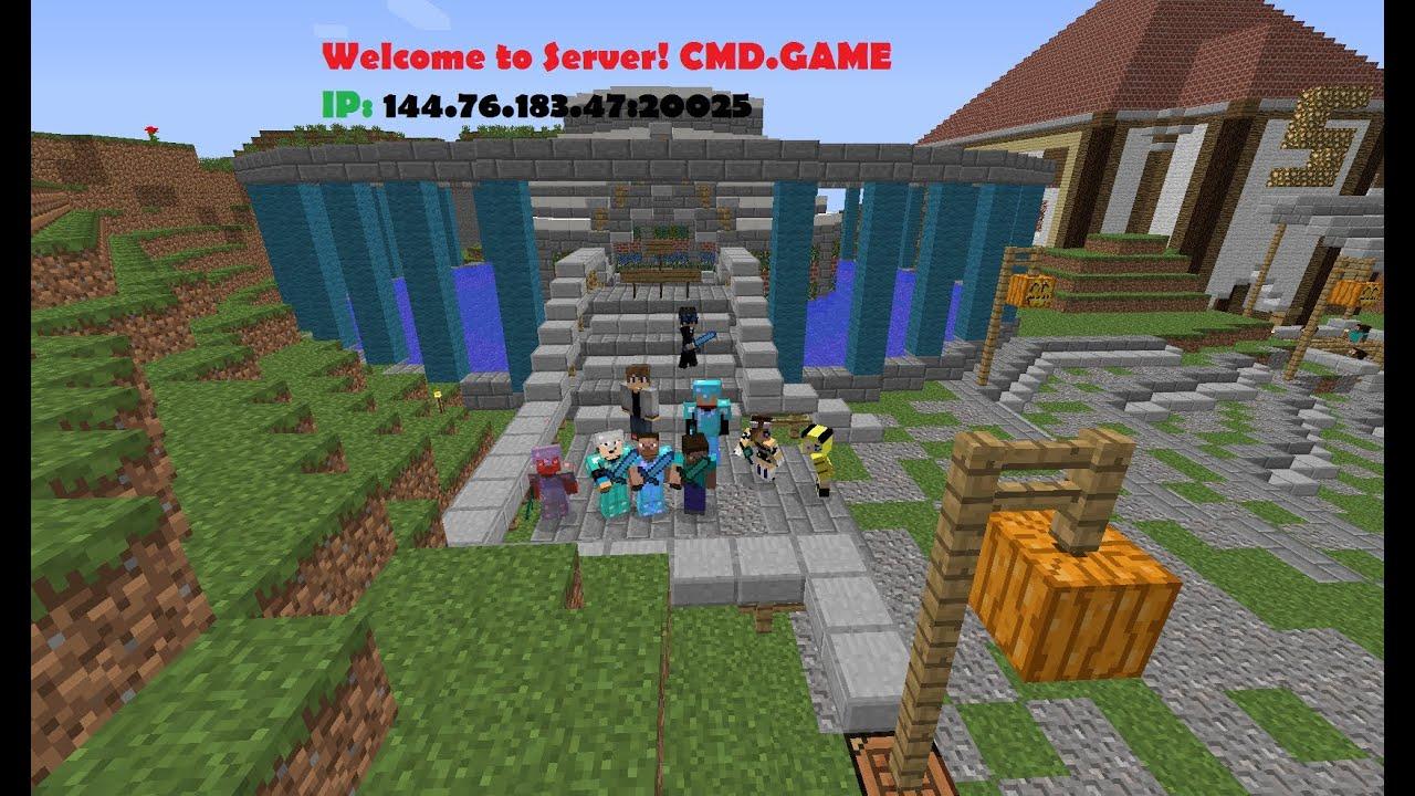 Minecraft / Майнкрафт сервера | VK