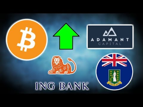BITCOIN IN HEAVY ACCUMULATION Adamant Cap - ING Bitcoin Bulletproofs - British Virgin Islands Crypto