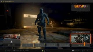 Call of Duty®: Black Ops 4. Opening a can of Death