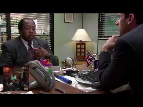 Logic albums described by The Office