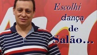 Depoimento Diaimes Bolzan - Escolhi dança de salão