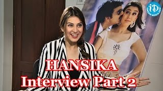POWER Beauty  HANSIKA Special Interview Part 2