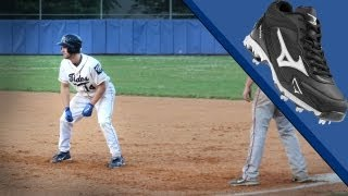 How to Take a Lead from 1st Base