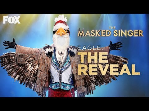 The Mayor Pete Kennedy - Find out who was The Eagle on Masked Singer?