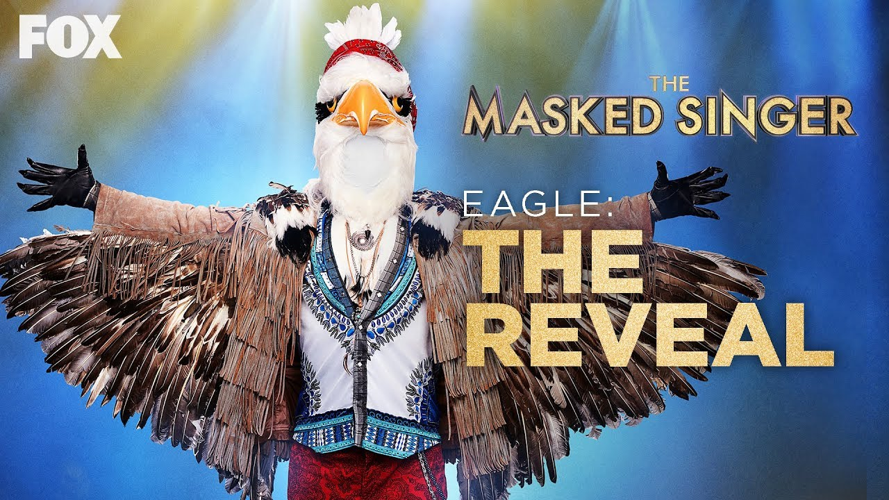The Masked Singer: The Eagle is Revealed as Dr. Drew Pinsky