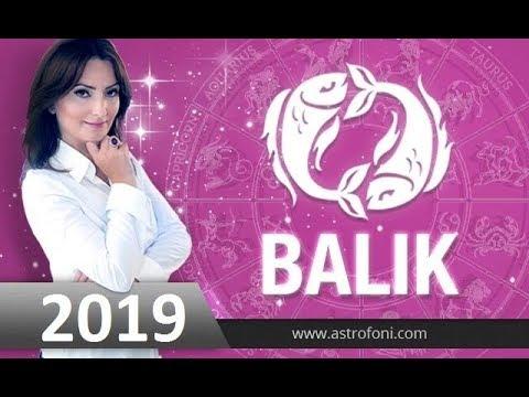 2019 BALIK Burç Yorumları #DEMET_BALTACI