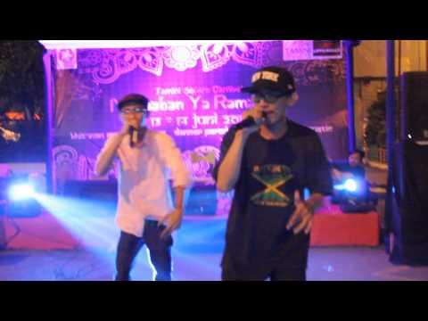MosSquad - Andrew slimdee & Mas Doniel - live perfrom