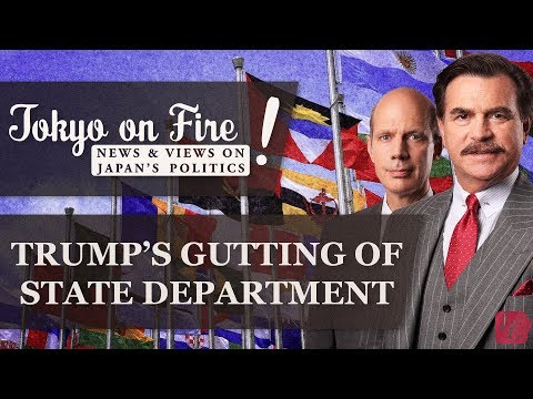 "Gutting the U.S. Department of State | Tokyo on Fire (with Ambassador Robert M. ""Skipp"" Orr)"