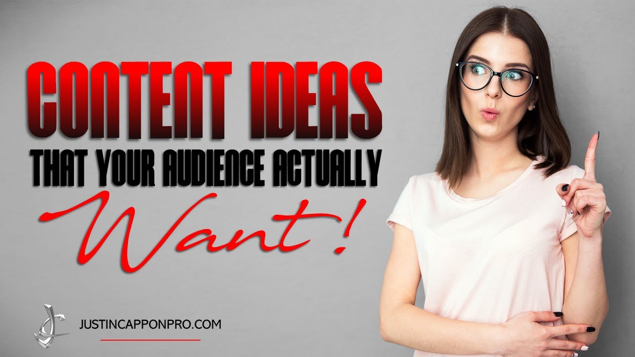 How to Find Content Ideas for Beginners! (GET MORE CLICKS)
