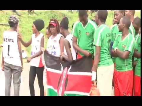 Kenya shines at RollBall African championships