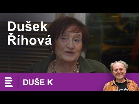 Duše K: rozhovor Jaroslava Duška s vědkyní Blankou Říhovou