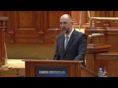 Discursul președintelui UDMR Kelemen Hunor - 08.02.2017.