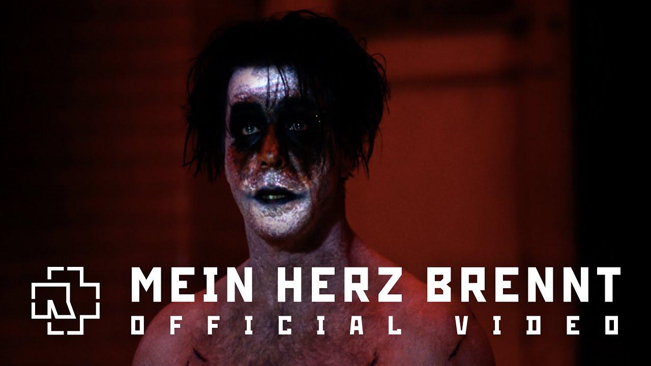 Rammstein - Mein Herz Brennt  (Piano Version)