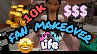 Giving a noob a makeover Pt2😱😱Avakin Koko|