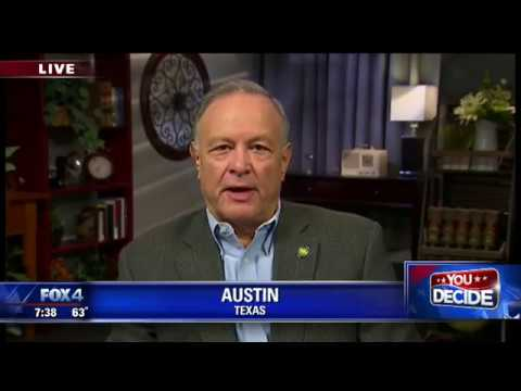 Secretary of State talks about voting in Texas