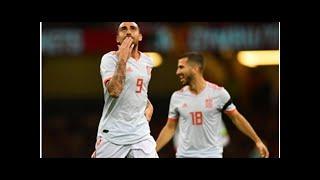 Wales vs. Spanien Spielbericht, 11.10.18, Internationale Freundschaftsspiele |