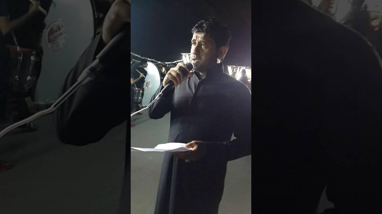موكب زنجيل سيد الشهداء حي المعلمين