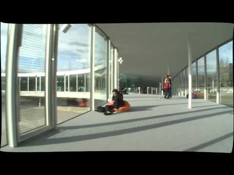 Rolex Learning Center / EPFL, SANAA a steadicam visit