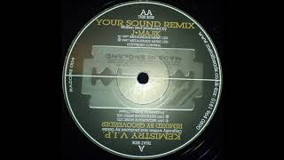 J Majik - Your Sound (Remix)