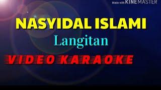 Download Lagu Nasyidal islami,Langitan,video karaoke,by bang Toyib mp3