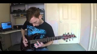Parkway Drive - Vice Grip - Guitar Cover - WITH TABS (NEW SONG) - HD