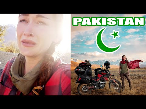 PAKISTAN/Solo Canadian Biker's Experience- What the MEDIA doesn't want you to know.