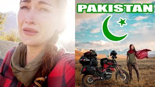 PAKISTAN - How it Changed my LIFE : Canadian solo bikers experience