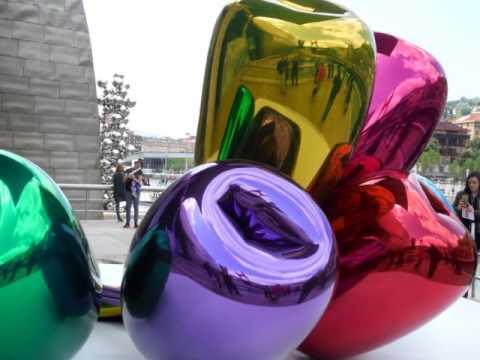 Bilbao Spain Guggenheim Museum