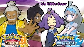 Pokemon Sun & Moon - Elite four Battle Music (HQ) thumbnail
