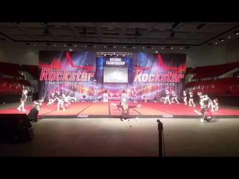 Kiefer Trojans Rockstar Cheer Championships Competition 2016