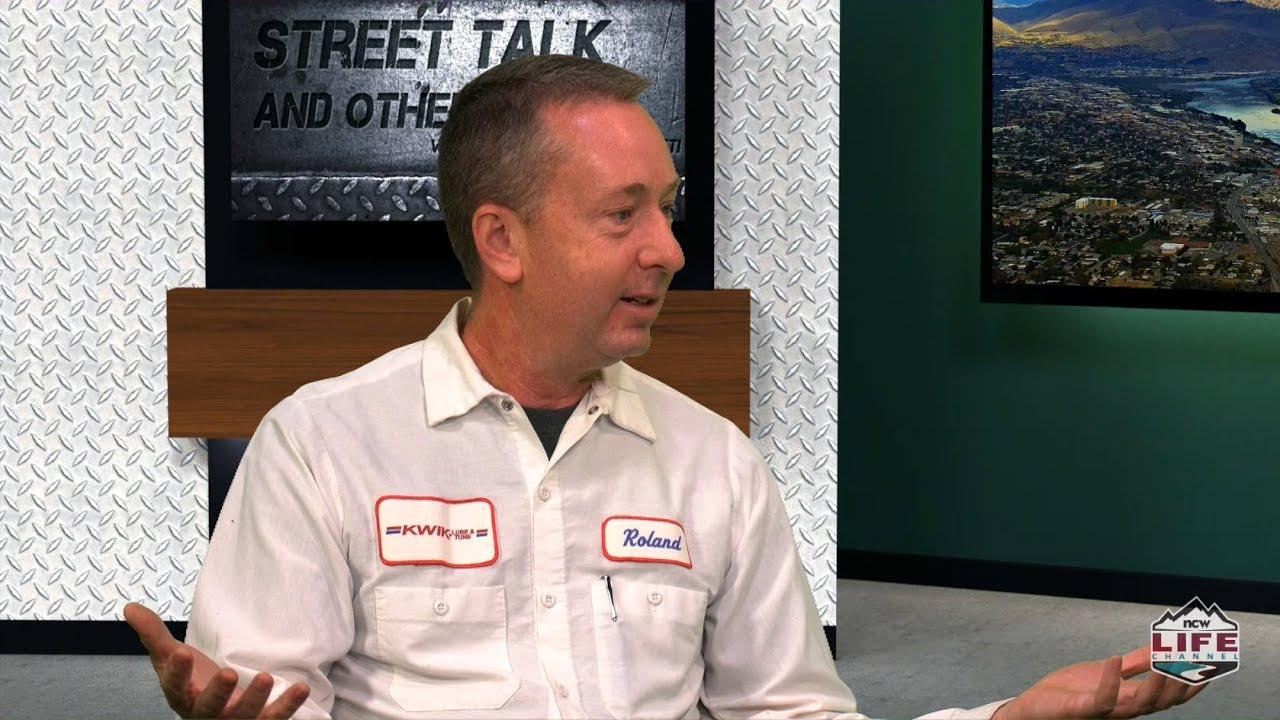 Street Talk & Other Stuff- Roland Bais