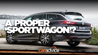 2018 Holden Commodore RS Sportwagon review