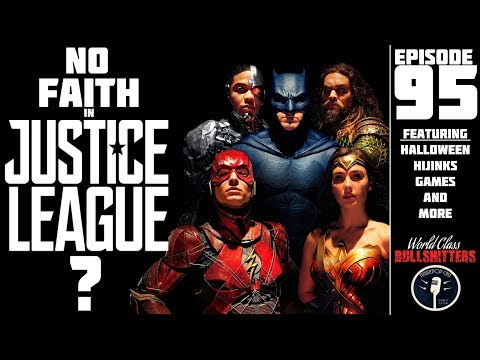 The Justice League Set to Flop? - WCBs95