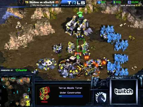 TLS 3rd Place Match - Skzlime vs eOnzErG Game 5
