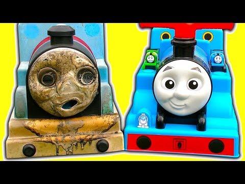 Thomas The Tank Toy Hunting Merchandise Ep 3 Mystery Plastic TWR Thomas Sodor Drift