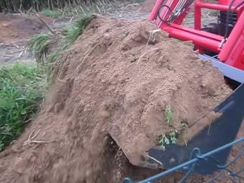 branson 3520 traktor schlepper mit frontlader youtube. Black Bedroom Furniture Sets. Home Design Ideas