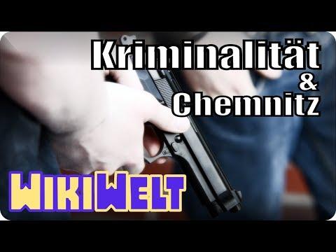 Chemnitz und Kriminalität - meine WIkiWelt #82