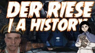 Der Riese | A History (Call of Duty Zombies Maps - Origins, Background, Story, & Evolution)
