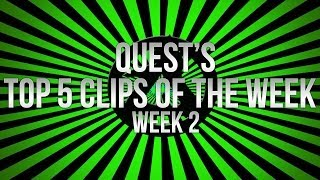 Quest's - COD Ghosts: Top 5 Clips of the Week - Episode 2!