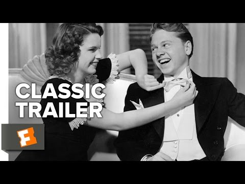 Andy Hardy Meets Debutante (1940) Official Trailer - Mickey Rooney, Lewis Stone Movie HD