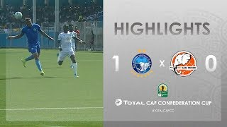 Enyimba FC 1-0 FC San Pédro | HIGHLIGHTS | Match Day 2 | TotalCAFCC
