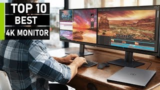 Top 10 Best 4K Monitor for Video Editing