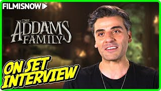 "Baixar THE ADDAMS FAMILY | Oscar Isaac ""Gomez Addams"" On-studio Interview"