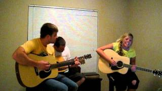 "Rascal Flatts- ""I Melt"" cover"