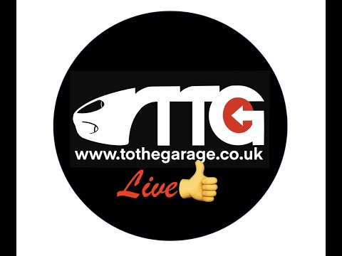 TO THE GARAGE live!  A 30 minute Q&A.  Dipsticks, seat motors and tuning.