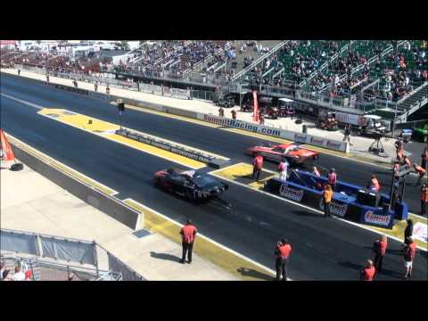 Extreme Pro Mod Qualifying: 2011 ADRL Ohio Drags V