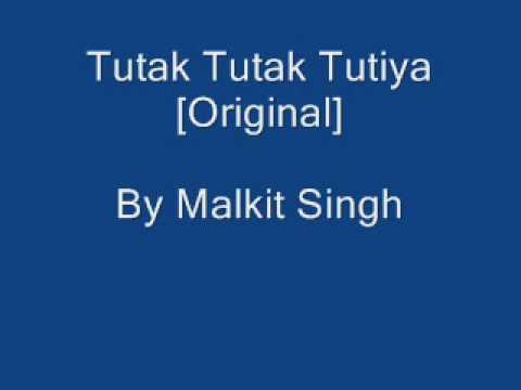 Tutak Tutak Tutiya [Original] - Malkit...