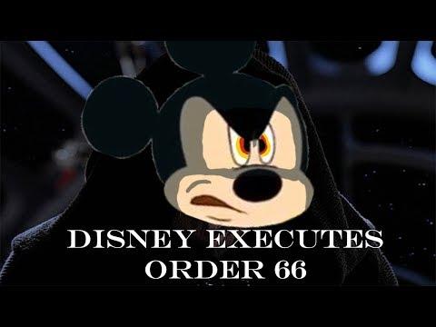 Legends vs Canon: Disney Executes Order 66