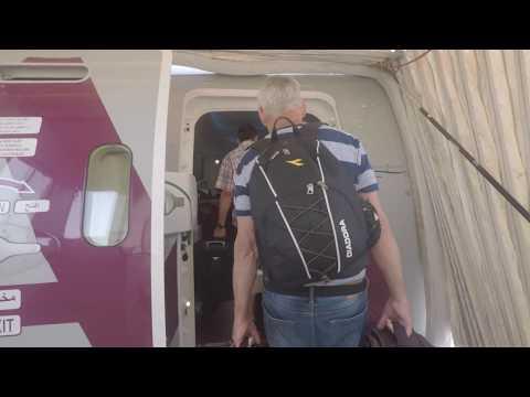 Trip Report - Qatar Airways - Business Class - 787-8 - QR159 - DOH-CPH - Doha to Copenhagen